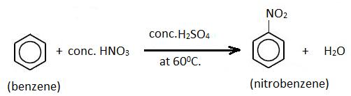 Laboratory Preparation of Nitrobenzene